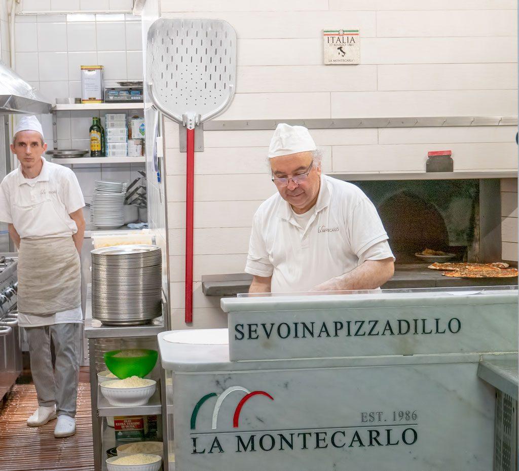 La Montecarlo Pizzaria