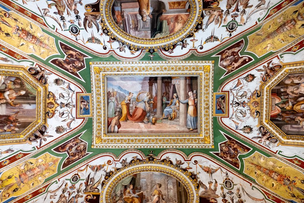 Palazzo Corsini: Ceiling fresco