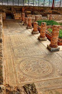 191012-11-10-Nazare-to-Coimbra-Conimbriga-Roman-mosaics