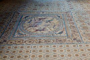 191012-12-11-Nazare-to-Coimbra-Conimbriga-Roman-mosaics