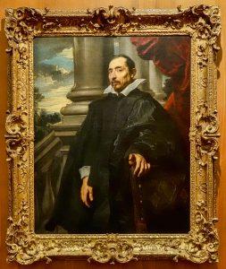 191021-01-Lisbon-Gulbenkian-Van-Dyke-Portrait-of6-a-Man