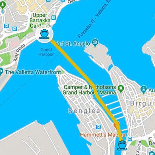 3 Cities Ferry