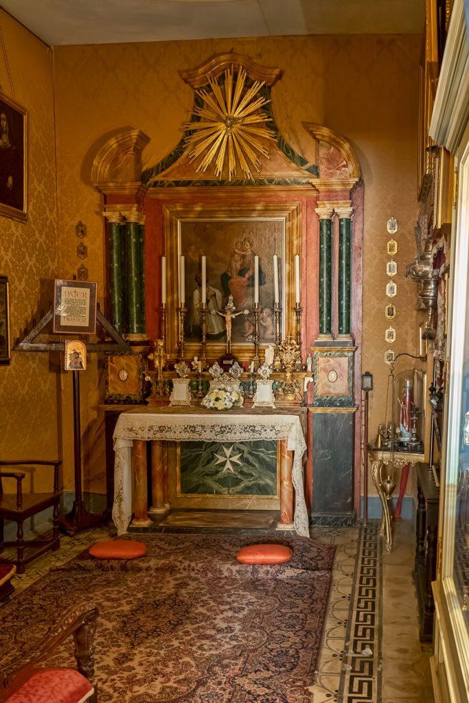 Casa Roca Piccola - Chapel