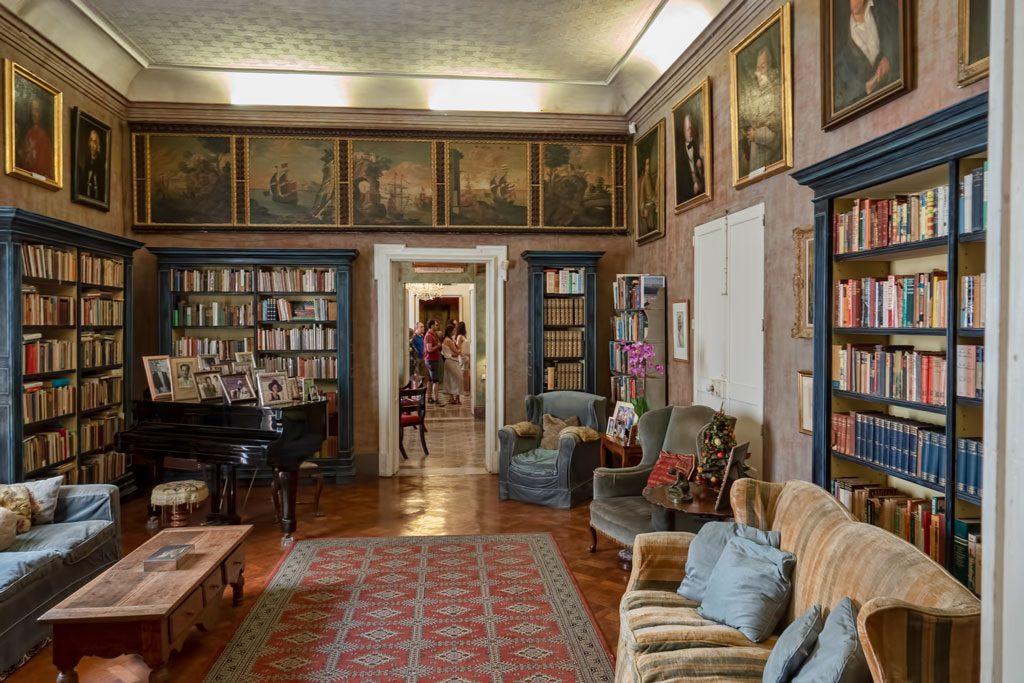 Casa Roca Piccola - Sitting Room