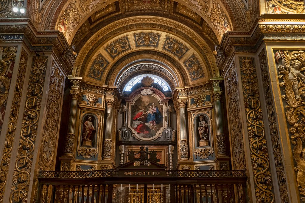 St John's Co-Cathedral - Caravaggio